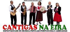 Grupos de Musica Popular Portuguesa. CANTIGAS NA EIRA