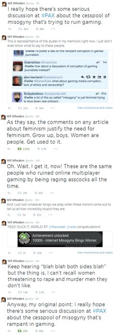 Men get mad about feminism, then immediately prove feminism is necessary.