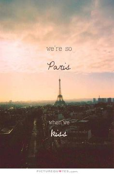 love love love! One Direction and Paris. Not a bad combo to be honest