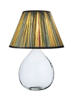 painnted lampshades | Hand Painted lamp shades gallery 15 of 21