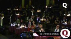 """El tenor David Paez interpreta """"Alma llanera"""", una canción venezolana en el marco de la sexta entrega de Premios Q"""