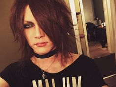 missverypink: Uruha: just now we finished the first half of our LIVES in South, Central and for the first time, North America. those days were so exciting and amazing and they made me recognize and see the passion of the fans who have been waiting for us in a new light. we will keep doing our best to perform the best LIVES for the rest of the tour so everyone, I'm counting on you! WE ROCK!! 【麗】/ Uruha He posted this on the GazettE STAFF account on Twitter.