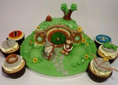 Celebrating Tolkien with Cakes! | Middle-earth News