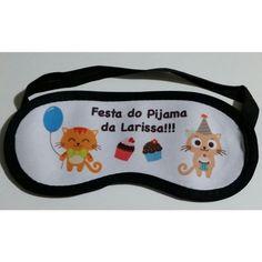 Máscara de Dormir Festa do Pijama