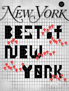 A Look at the Best of the Best of New York Cover Competition -- New York Magazine