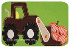 for my little boys who love tractors