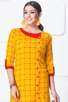Wholesale Daily Wear Rayon Print Kurti Set | Bulk Supplier Of Kurtis