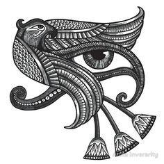 horus falcon tattoo - Buscar con Google