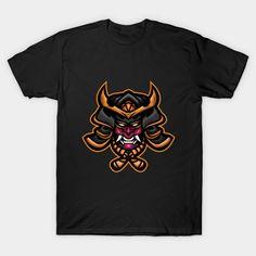 ronin evil samurai - Samurai Evil - T-Shirt T Shirt Design Vector, Shirt Designs, Samurai, Mens Tops, Shirts, Fashion, Moda, Fashion Styles, Dress Shirts