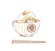 Anime with cuteness Cute Anime Character, Cute Characters, Anime Characters, Anime Chibi, Anime Art, Touken Ranbu Characters, Chibi Food, Natsume Yuujinchou, Cute Chibi