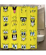 Cartoon Spongebob Smile Face Custom Print On Po... - $35.00 - $41.00