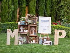Imagen relacionada Bliss, Wedding Decorations, Table Decorations, Wedding Planning, Wedding Ideas, Ideas Para, Sweet Corner, Creative, Party Ideas