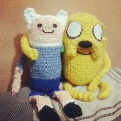 Finn y Jake Adventure time  Hora de aventura