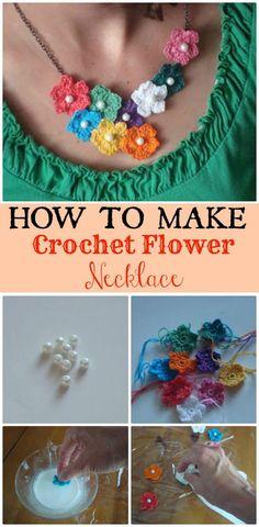 Crochet Flowers - 90+ FREE Crochet Flower Patterns - Page 10 of 18 - DIY & Crafts