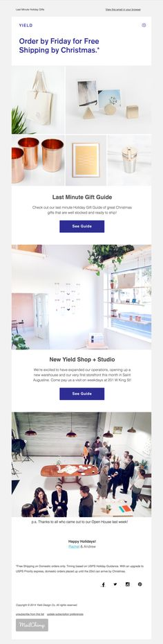 ecommerce email marketing EDM Design Pinterest UX/UI Designer