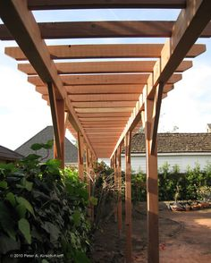Arbor Designs Ideas 21 cool garden archways covered with flowers shelterness Find This Pin And More On Grape Arbor Ideas