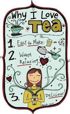 Why I Love Tea www.adagio.com