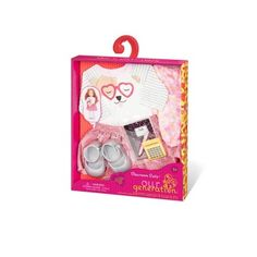 Our Generation Regular Outfit - Math Class Cosas American Girl, American Girl Doll Sets, American Girl Crafts, American Girl Clothes, Little Girl Toys, Toys For Girls, Poupées Our Generation, Math Problem Solving, Barbie Doll Accessories