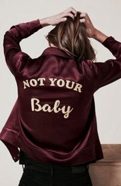 not your baby