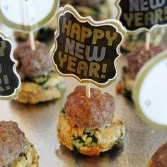 Fitness recepty na Silvestra, oslavu nebo party Cloud Bread, Kefir, Granola, Guacamole, Hamburger, Sushi, Fitness, Cookies, Desserts