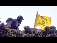 شاهد.. حزب الله يسقط علم النظام ويرفع علمه بالقرب من العاصمة ! - هنا سوريا