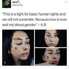 "49 Likes, 9 Comments - Equal✊Rights️‍ (@we.preach.equality) on Instagram: ""Love is loooooovvvee ~J ( @annoying.asexual ) • Polyromantic, Asexual (She/Her) • • • #saga #lgbt…"""