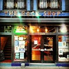 The Rock Shop in Brooklyn, NY