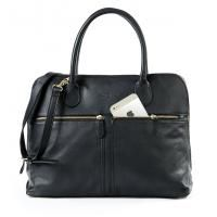 Dames Laptoptas Juliet Zwart 15"