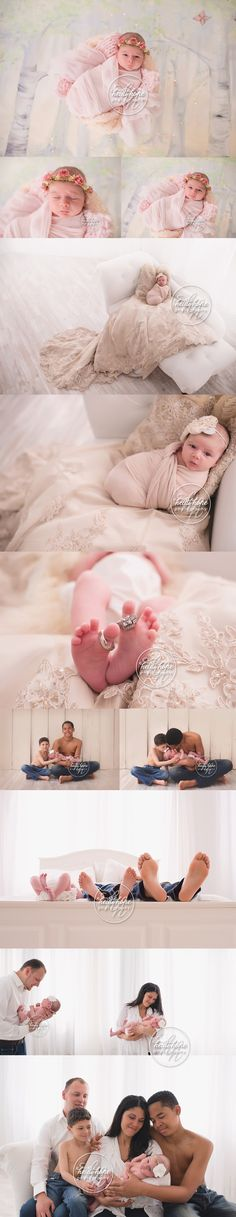 one-month-old-baby-girl-on-mom's-wedding-dress-portraits