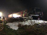 Allemagne:deux mort dans une collision ferroviaire en Bavière