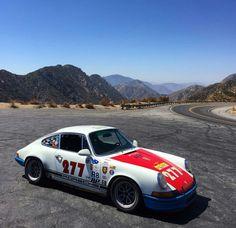 Porsche old Magnus Walker custom