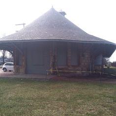 Painesville Rail Station