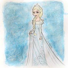 Frozen+by+crystalwaterfall.deviantart.com+on+@DeviantArt