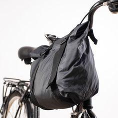Travel/bag Out of stock dark grey bike basket cool bike bag men by Welovefuss