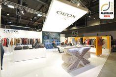 PANORAMA Berlin 2013 Winter – GEOX exhibit design