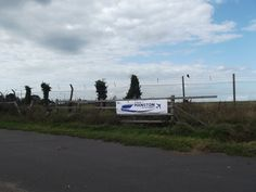 Save Manston Airport Logo on banner