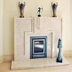 Gas unit for period fireplace | Celia Rufey's furniture decorating tips and advice | Furniture decorating ideas | Celia Rufey | PHOTO GALLERY | FAQ | Homes & Gardens | Housetohome