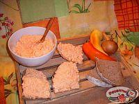 """Керезетт """"korozott"""" - типичный венгерский крем для сандвичей"""