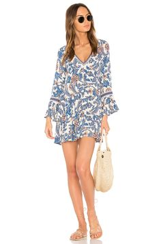 857577965e6 Shop for Spell   The Gypsy Collective Etienne Play Dress in Monaco at  REVOLVE. Free day shipping and returns