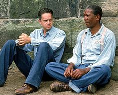 Shawshank redemption get busy living quote quotes wisdom