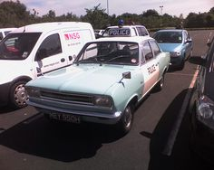 Not the best shot in the world, but i'd left my camera at home and didn't have my phone with me. My wifes phone had to make do for this fine preserved Vauxhall Viva police car seen at Haydock park racecourse at a toy and model collectors fair. Does a Repairing Dents with Mobile Paintless Dent Removal - http://www.carcos.co.uk/services/mobile-paintless-dent-removal