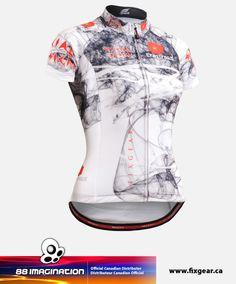 FIXGEAR CS-W2102 Women s Short Sleeve Jersey 13327f4ea