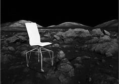 Full moon chair, one off