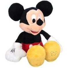 Disney Mickey Mouse Plush Doll Toy 18""
