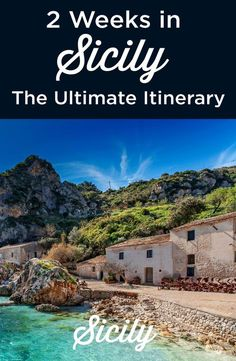 Itinerary 2 weeks in Sicily