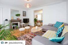L'appart de rêve @jesuisbonne_  by @nutsarchitects & @husconcept !  Découvrez le merveilleux brunch de Aurelia tous les week-end! #placetobe#bestoftheday#brunch#healthy#jesuisbonne#parfait#weekend#husconcept#deco#hus#nuts#nutsarchitects#elledeco#paris#stockholm#scandinave#super#moodoftheday#home#cocooning#beautifulplace#reve#good#nice#homesweethome