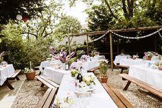 Výsledek obrázku pro rustic wedding picnic table