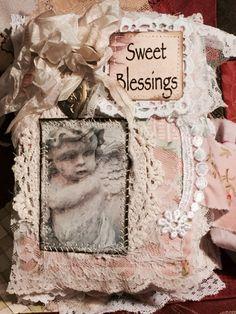 Sweet Blessings Gratitude Journal Prayer Journal by MyIrishGypsy