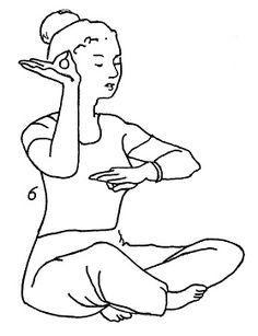 Kundalini Yoga Maha Mudra Kunchun Mudra