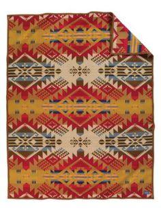 Journey West Blanket - Pendleton Blanket